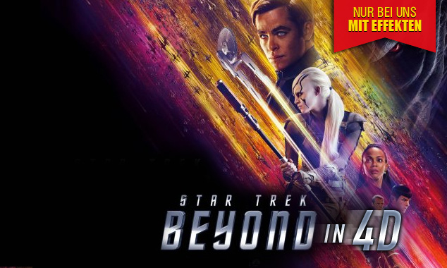Star Trek Beyond 4D